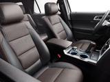 Ford Explorer Sport (U502) 2012 photos