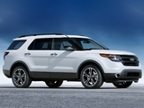 Ford Explorer Sport (U502) 2012 pictures