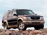 Images of Ford Explorer 1994–2001