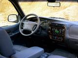 Images of Ford Explorer EU-spec 1995–2001