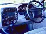 Images of Ford Explorer UK-spec 1995–2001