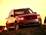 Images of Ford Explorer Sport Trac 2000–05
