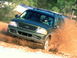 Images of Ford Explorer 2001–05