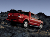 Images of Ford Explorer Sport Trac 2006–10