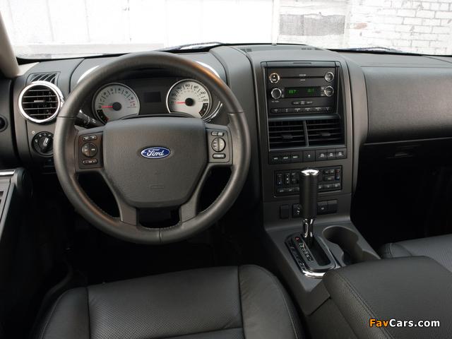 Images of Ford SVT Explorer Sport Trac Adrenalin Concept 2006 (640 x 480)