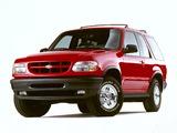 Photos of Ford Explorer Sport 1994–2001
