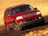 Photos of Ford Explorer 2001–05