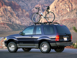Photos of Ford Explorer Sport 2001–03