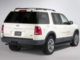 Photos of Ford Explorer S2RV Concept 2003