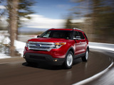 Photos of Ford Explorer 2010
