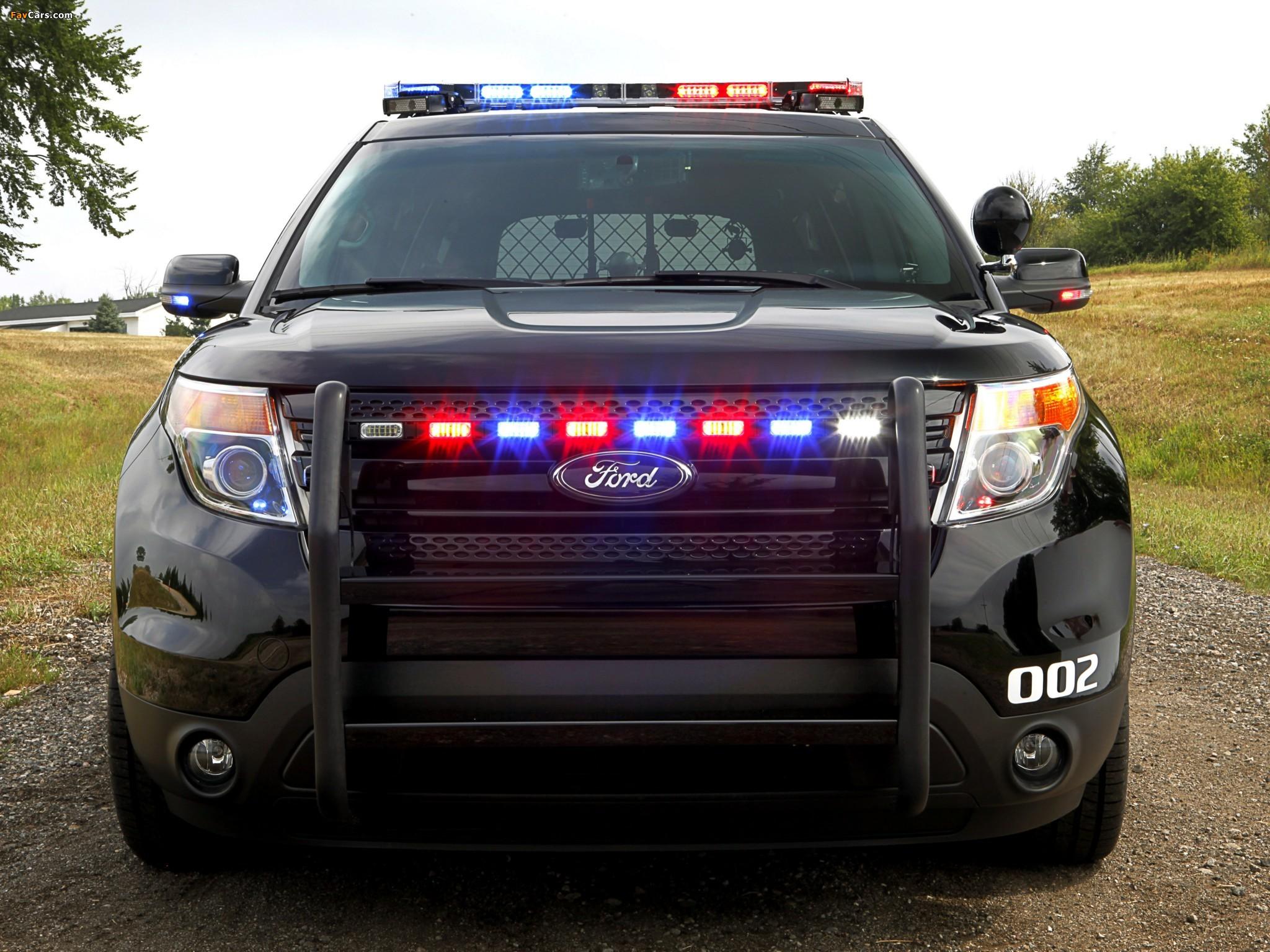 Photos of Ford Police Interceptor Utility 2010 (2048 x 1536)