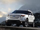 Photos of Ford Explorer 2010
