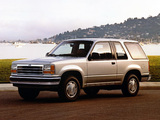 Pictures of Ford Explorer Sport 1990–94