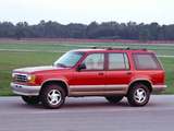 Pictures of Ford Explorer 1990–94