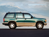 Pictures of Ford Explorer Eddie Bauer 1990–94
