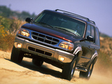 Pictures of Ford Explorer 1994–2001
