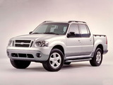 Pictures of Ford Explorer Sport Trac 2000–05