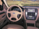 Pictures of Ford Explorer 2001–05