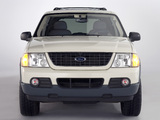 Pictures of Ford Explorer S2RV Concept 2003