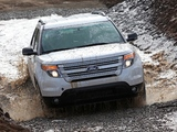 Pictures of Ford Explorer 2010