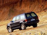 Ford Explorer EU-spec 1995–2001 wallpapers