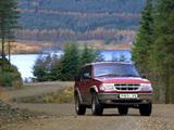 Ford Explorer UK-spec 1995–2001 wallpapers