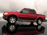Ford Explorer Sport Trac 2000–05 wallpapers