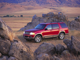 Ford Explorer 2001–05 wallpapers