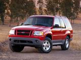Ford Explorer Sport 2001–03 wallpapers