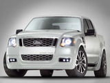 Ford Explorer Sport Trac Concept 2004 wallpapers