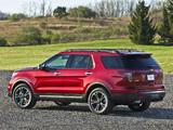 Ford Explorer Sport (U502) 2012 wallpapers