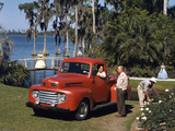 Ford F-1 Pickup 1948–52 photos