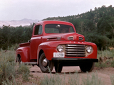 Ford F-1 Pickup 1948–52 pictures