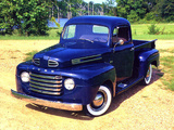 Ford F-1 Pickup 1950 wallpapers