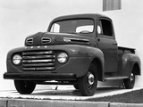 Images of Ford F-1 Pickup 1948–52