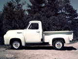 Ford F-100 1953 images