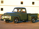 Ford F-100 1953 pictures