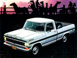 Ford F-100 BR-spec 1981 photos