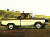 Ford F-100 BR-spec 1982 pictures