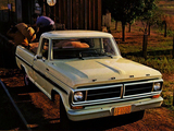 Ford F-1000 1979–86 images