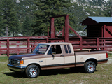 Ford F-150 SuperCab 1987–91 wallpapers