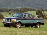 Ford F-150 XLT 1992–96 images