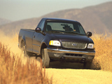 Ford F-150 Regular Cab 1996–2003 photos