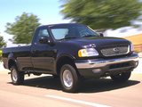 Ford F-150 Regular Cab 1996–2003 wallpapers
