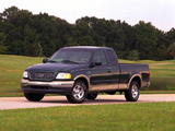 Ford F-150 SuperCab 1997–2003 wallpapers