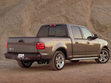 Ford F-150 Harley-Davidson Supercharged 2002 pictures