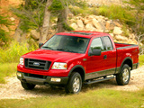 Ford F-150 FX4 2004–05 images