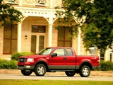 Ford F-150 FX4 2004–05 wallpapers