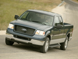 Ford F-150 SuperCab 2004–08 wallpapers