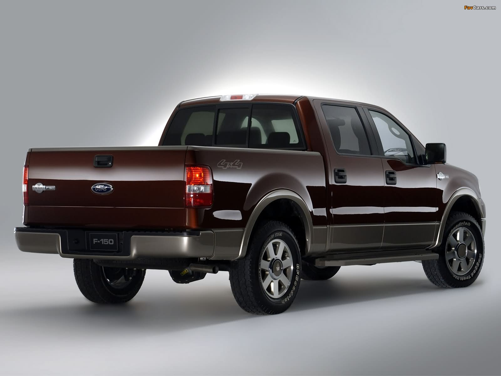 Ford F 150 King Ranch Supercrew 2005 Images 1600x1200
